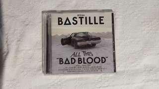CDs (Bastille, Boys Like Girls, Phillip Phillips, Owl City, Michael Bublé)