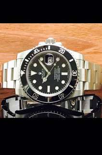 🆕 Authentic Rolex 116610LN Submariner Ceramic Bezel
