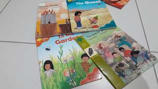Oxford reading tree book English children book