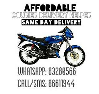 Delivery & courier services