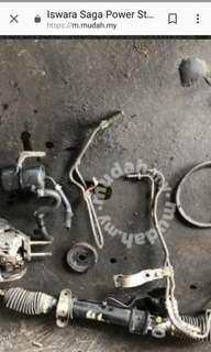 Power steering iswara/saga satu set