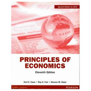 Principles of Economics, Eleventh Edition, Special Edition for ACJC