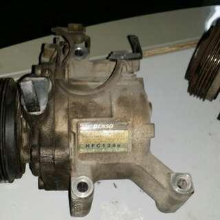 Compressor aircond myvi