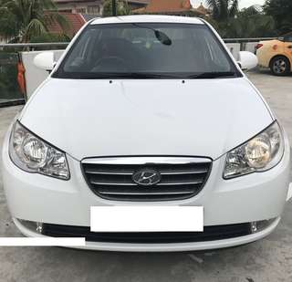 $220 Weekend Car Rental Hyundai Avante