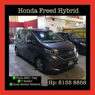 Honda Freed Hybrid 1.5 Auto