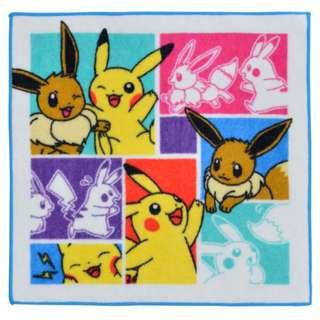 [PO] Pokemon Center Exclusive Hand Towel Pikachu & Eevee