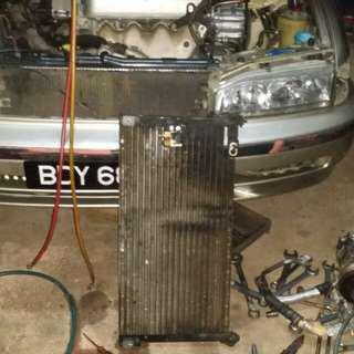 Kedai repair aircond kereta baling