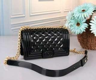 ♥♥SALE♥♥ JELLY TOYBOY slingbag
