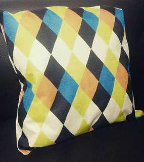 Colorful Throw Pillow Case