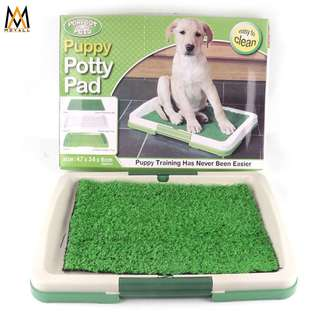 Pet potty training pad