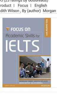 IELTS New workbook + used textbook