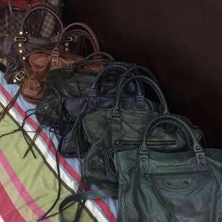 Authentic Balenciaga Bags
