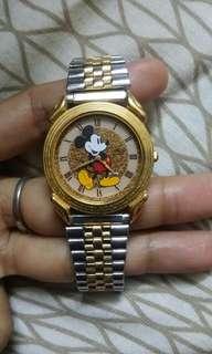 LORUS micky mouse