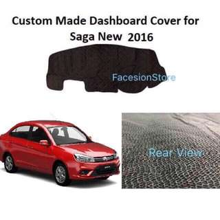 Dashboard Cover Saga 2016 with Non Slip
