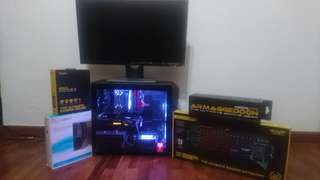 (SALE!!) Asrock AM3+ Gaming PC complete set