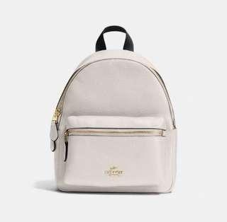 Coach backpack 背包 背囊 女裝
