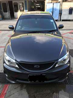 Car Rental, Subaru Impreza 5DR 1.5L Daily, Weekends, Weekly & Monthly.