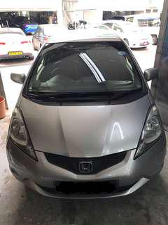 Car Rental, Honda Fit 1.3A Daily, Weekends, Weekly & Monthly.