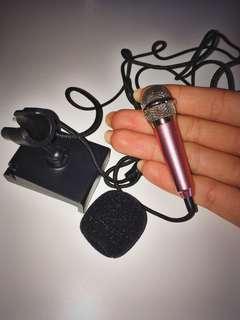 MINI Phone Microphone