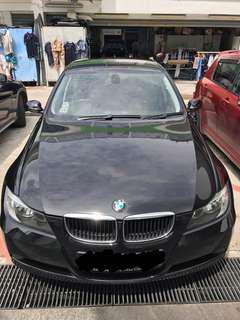 BMW 320i $80/day!