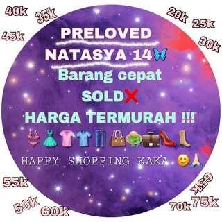 PRELOVED NATASYA14