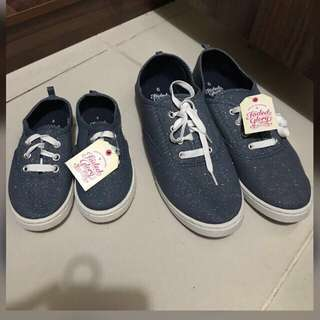 Mom and Baby TERNO Shoes