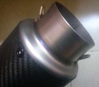 Sc project replica 51mm muffler for mt09