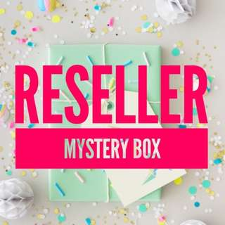 Reseller Mystery Box Branded Pre-loved Clothing