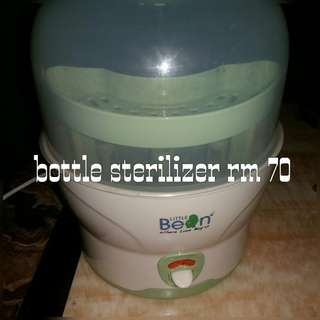 Bottle steam