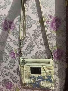 Auth. Coach sling bag