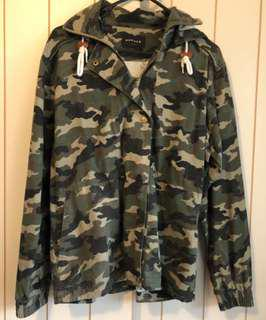 Huffer Camo Jacket