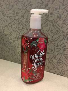 Bath and Body Works Winter Candy Apple Deep Cleansing Hand Soap REPRICED! 😁