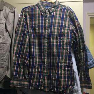 Ralph Lauren Polo checked shirt