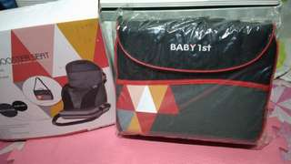 BABY 1ST Portable Baby Booster Seat