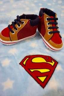 High Cut Baby Sneakers