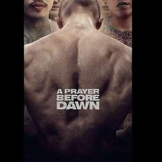 [Rent-A-Movie] A PRAYER BEFORE DAWN (2017)