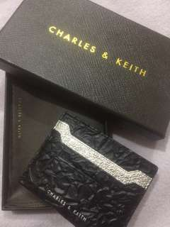 CHARLES & KEITH CARD HOLDER