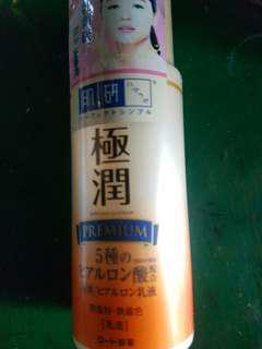 ROHTO肌研~極潤金緻高效保濕精華乳(140ml)