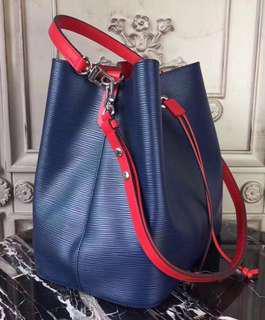 Louis Vuitton Sac Noé petit epi leather