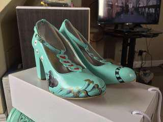 customized doll shoes