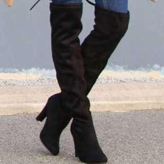 Betts knee high boots