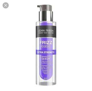 John Frieda Frizz Ease extra Strength