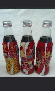 Coca cola日本2008年奥運會可口可樂紀念樽