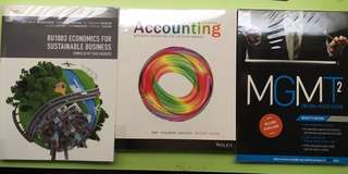 BU1002 Accounting - Business reporting for decision making