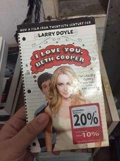 I Love You Beth Copper
