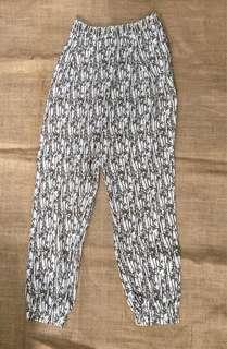 TOPSHOP BAMBOO PANTS