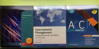 BX3152 International Management Managing across borders and cultures