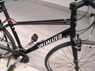 Specialized Vita hybrid bike