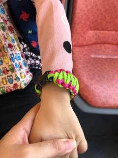 Paracord Bracelet for kids