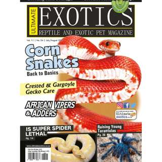 Ultimate Exotics - July-August 2017 ebook magazine
